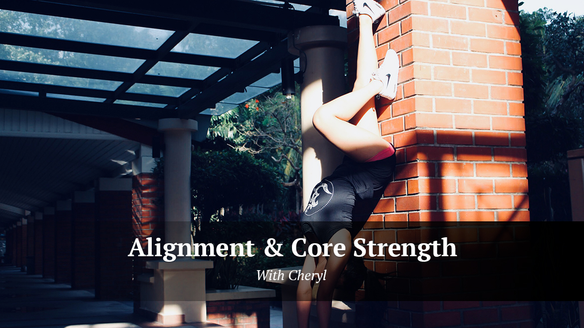 Alignment & Core Strength Yoga