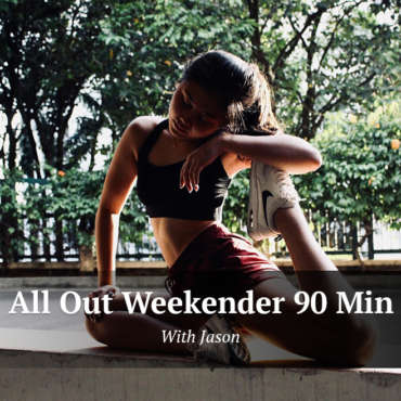 All Out Weekender 90-min Flow